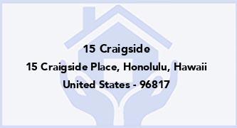 15 Craigside