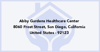 Abby Gardens Healthcare Center