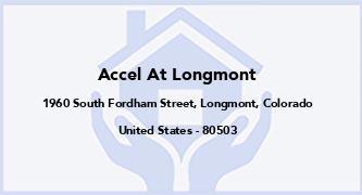 Accel At Longmont