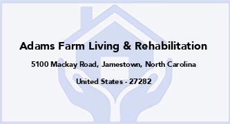 Adams Farm Living & Rehabilitation