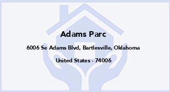 Adams Parc