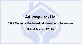 Adamsplace, Llc