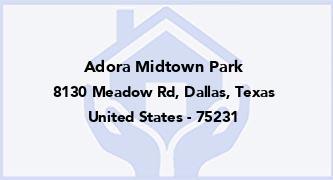 Adora Midtown Park