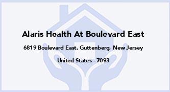 Alaris Health At Boulevard East