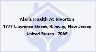 Alaris Health At Riverton