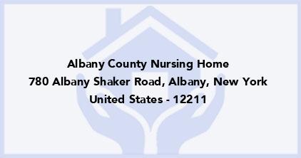 Albany County Nursing Home