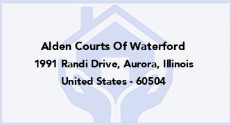 Alden Courts Of Waterford