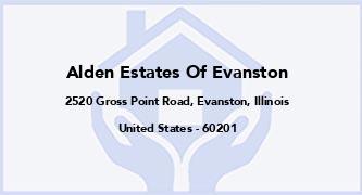 Alden Estates Of Evanston