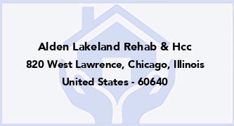 Alden Lakeland Rehab & Hcc