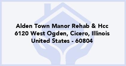 Alden Town Manor Rehab & Hcc