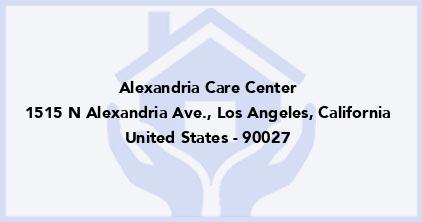 Alexandria Care Center