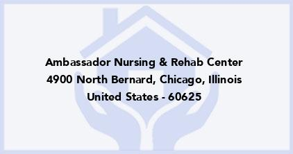 Ambassador Nursing & Rehab Center