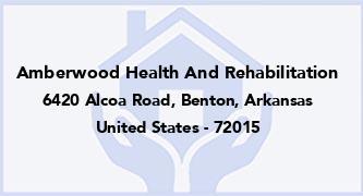 Amberwood Health And Rehabilitation