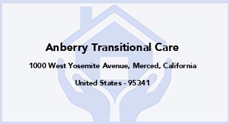 Anberry Transitional Care