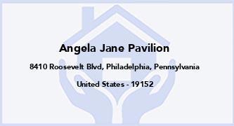 Angela Jane Pavilion