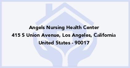 Angels Nursing Health Center