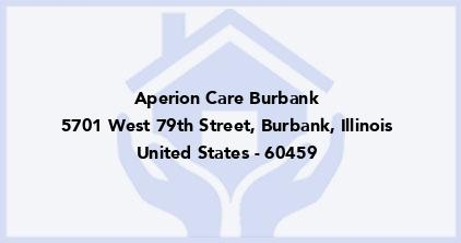 Aperion Care Burbank