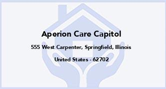 Aperion Care Capitol