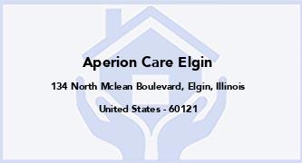 Aperion Care Elgin