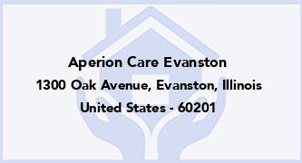 Aperion Care Evanston