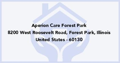 Aperion Care Forest Park