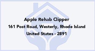 Apple Rehab Clipper