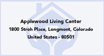 Applewood Living Center