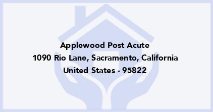 Applewood Post Acute