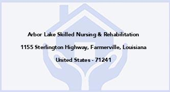 Arbor Lake Skilled Nursing & Rehabilitation