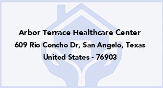 Arbor Terrace Healthcare Center