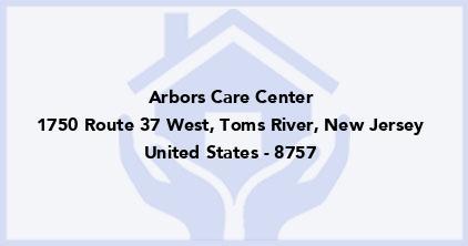 Arbors Care Center