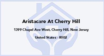 Aristacare At Cherry Hill