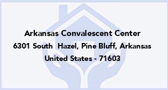 Arkansas Convalescent Center