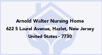 Arnold Walter Nursing Home