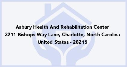 Asbury Health And Rehabilitation Center