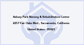 Asbury Park Nursing & Rehabilitation Center