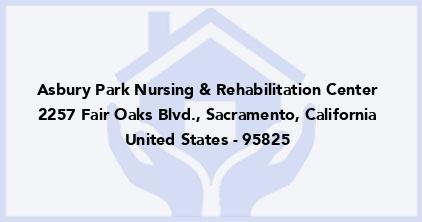 Asbury Park Nursing & Rehabilitation Center