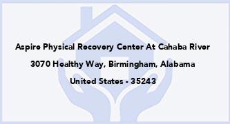 Aspire Physical Recovery Center At Cahaba River