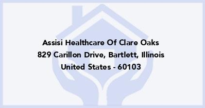 Assisi Healthcare Of Clare Oaks