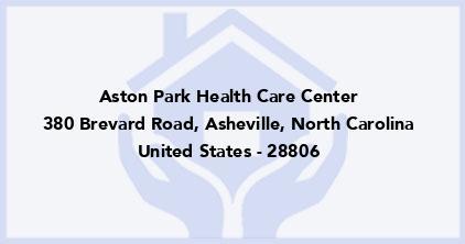 Aston Park Health Care Center
