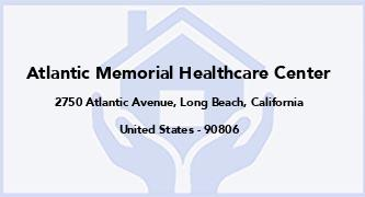Atlantic Memorial Healthcare Center
