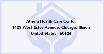 Atrium Health Care Center