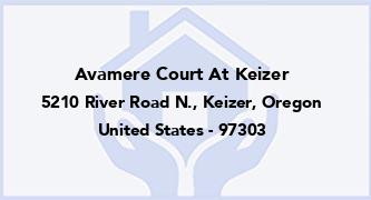 Avamere Court At Keizer
