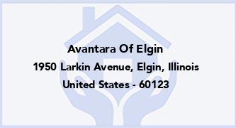 Avantara Of Elgin