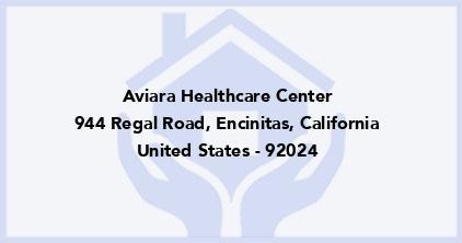 Aviara Healthcare Center