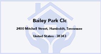 Bailey Park Clc