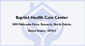 Baptist Health Care Center