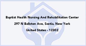 Baptist Health Nursing And Rehabilitation Center