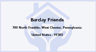Barclay Friends