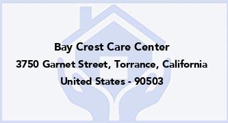 Bay Crest Care Center